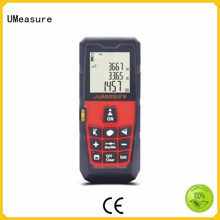 UMeasure measurement laser distance measurer bluetooth for worker