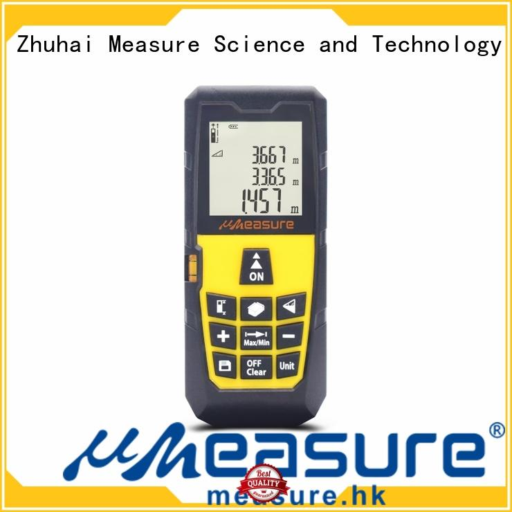 UMeasure smart laser measurment high-accuracy for worker