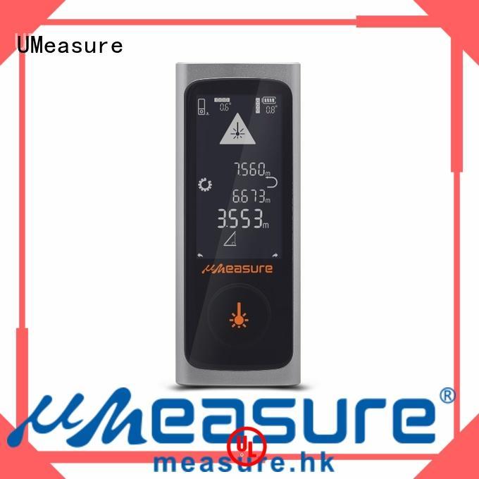 multimode digital measuring device carrying backlit for measuring