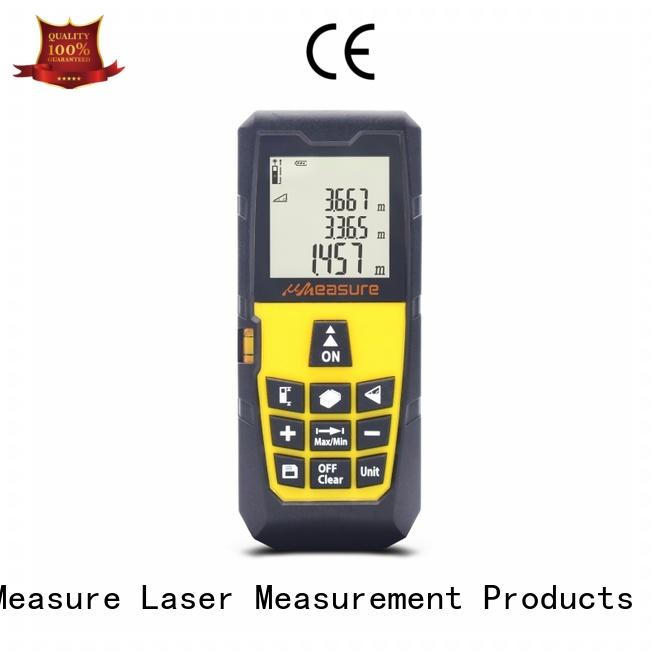 laser range meter digital radian UMeasure Brand company