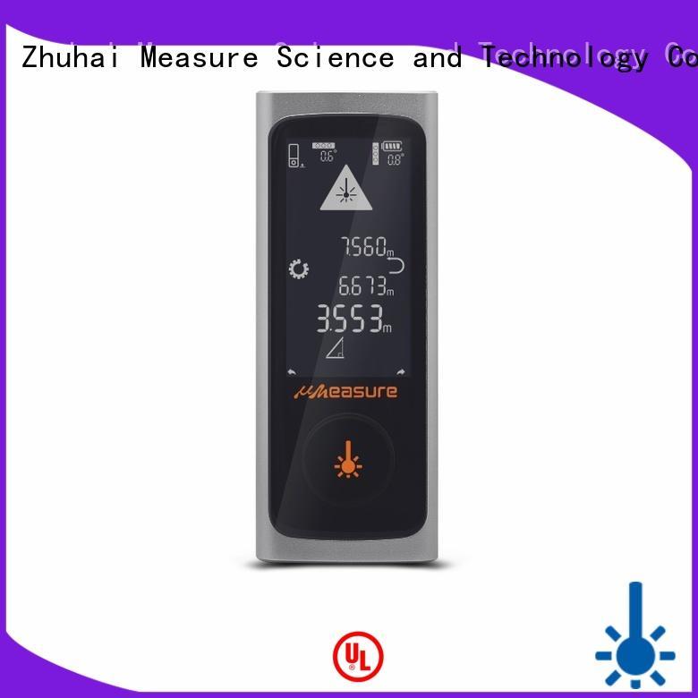 Hot laser range meter track UMeasure Brand