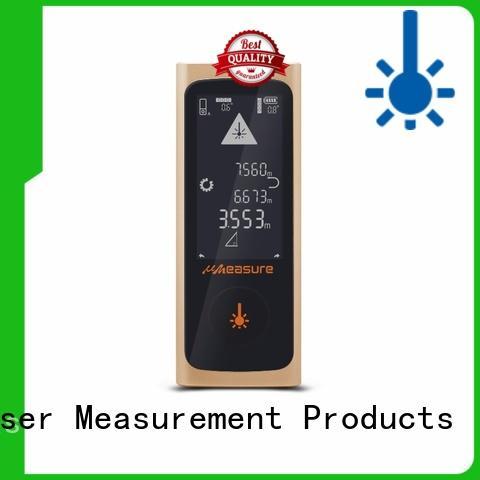 UMeasure long laser measuring instrument display measuring