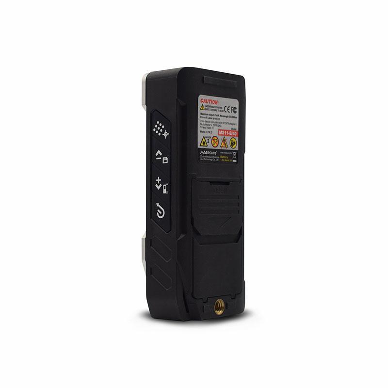 Smart digital IP67 laser distance meter measuring tool laser level combined with laser cross line