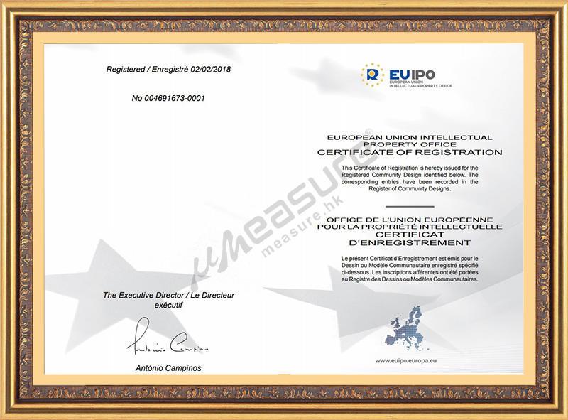 MS7 EU Appearance Patent