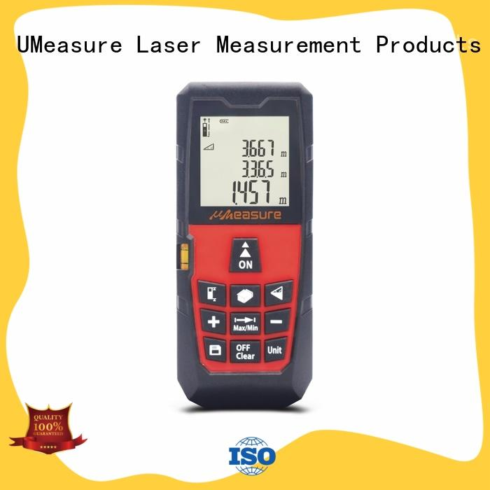Hot laser distance measurer far UMeasure Brand