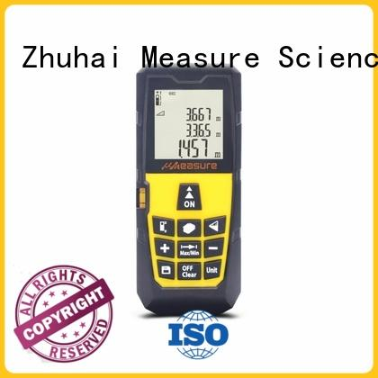 UMeasure laser pointer measuring device angle for worker