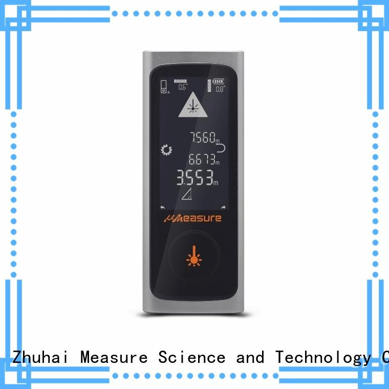 UMeasure carrying best laser measure bluetooth for sale