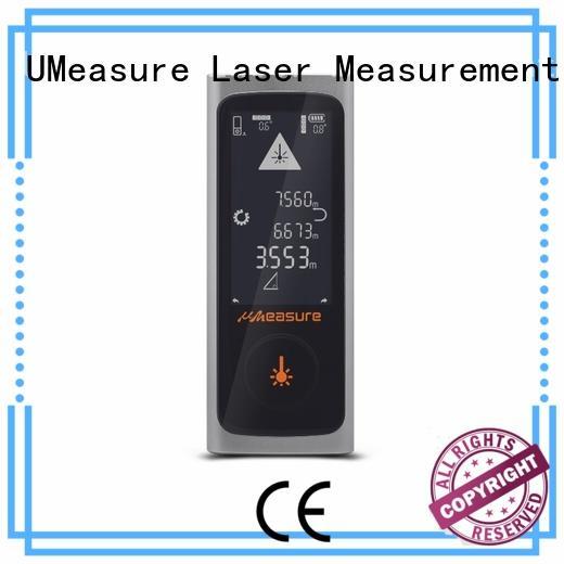 UMeasure basic ranging distance meter laser display for wholesale