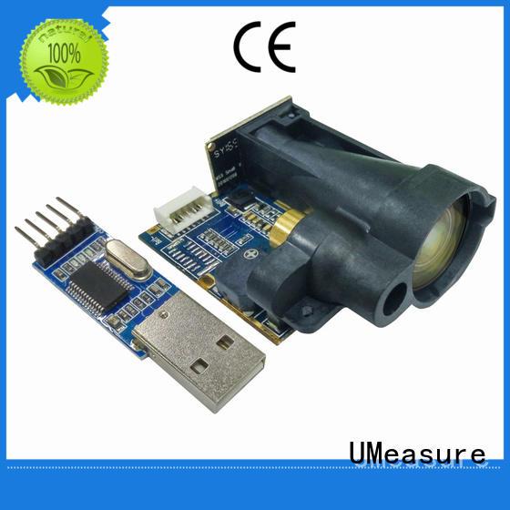 UMeasure free sample range sensor