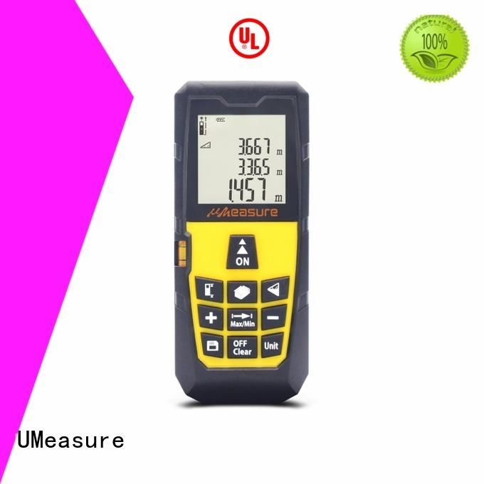 mini bluetooth best laser measuring device large for worker UMeasure