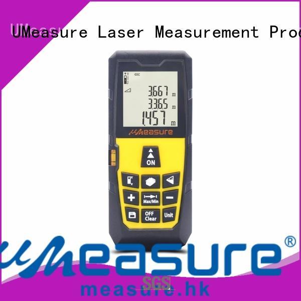 UMeasure multifunction best laser distance measurer distance for worker