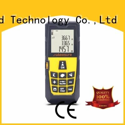 UMeasure one button laser distance measuring device bluetooth for worker