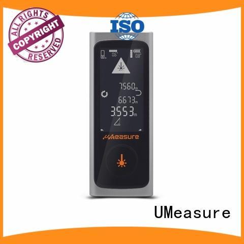 UMeasure handhold laser measuring equipment suppliers display measuring
