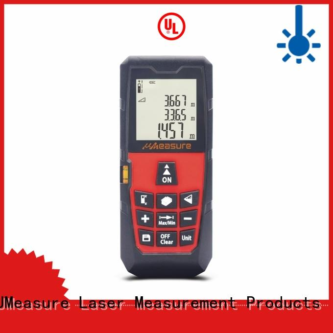 UMeasure household laser measuring tool distance for worker