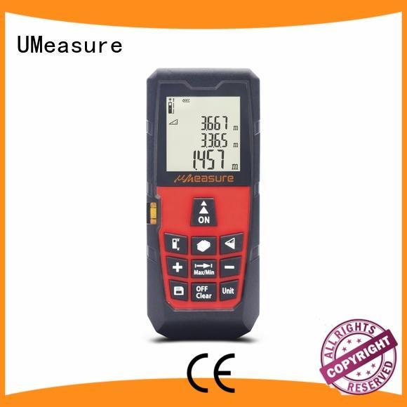 laser range meter track UMeasure Brand laser distance measurer