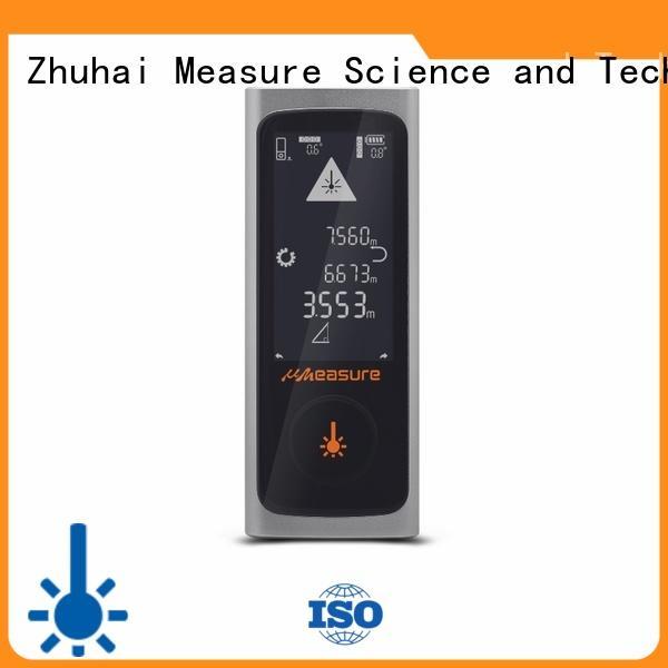 UMeasure ranging digital laser distance measurer strap for wholesale