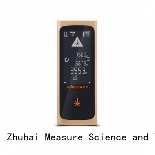 Handheld digital laser rangefinder 60M distance measurer