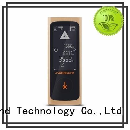 UMeasure one button best laser distance measurer handhold for wholesale