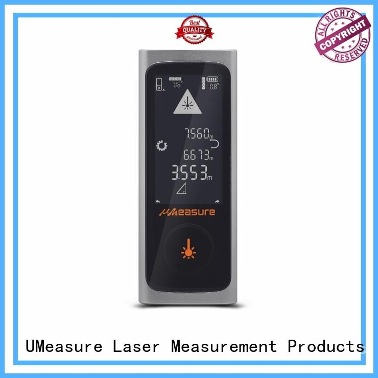 multifunction laser ruler carrying distance for worker