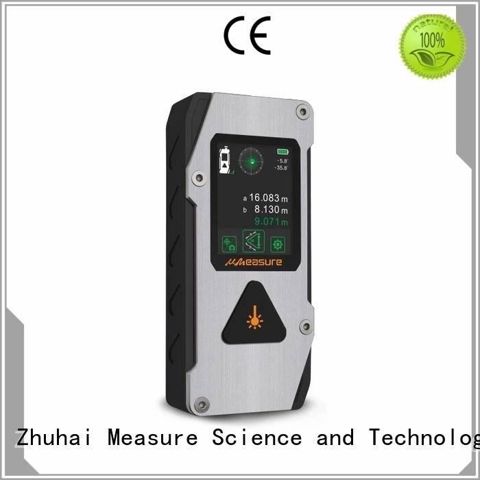cross curve track UMeasure Brand laser distance measurer