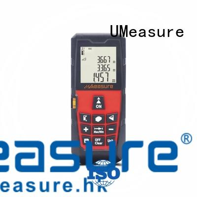 eye-safe laser distance measurer bluetooth for worker