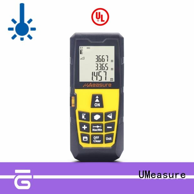ranging laser distance measuring tool accuracy for