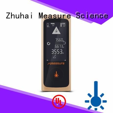 ranging laser distance measurer cross distance for worker