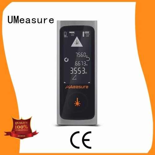 UMeasure tool laser distance meter bluetooth for measuring