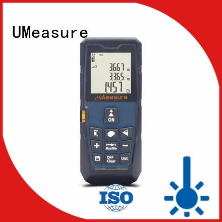 UMeasure multimode laser tape measure reviews high-accuracy for wholesale