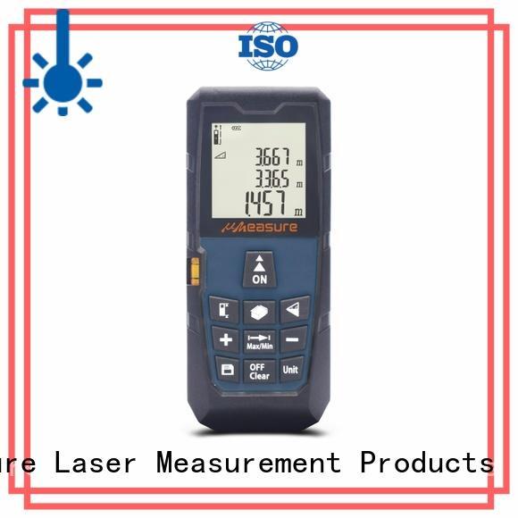 UMeasure ranging digital distance measuring instruments bubble for worker