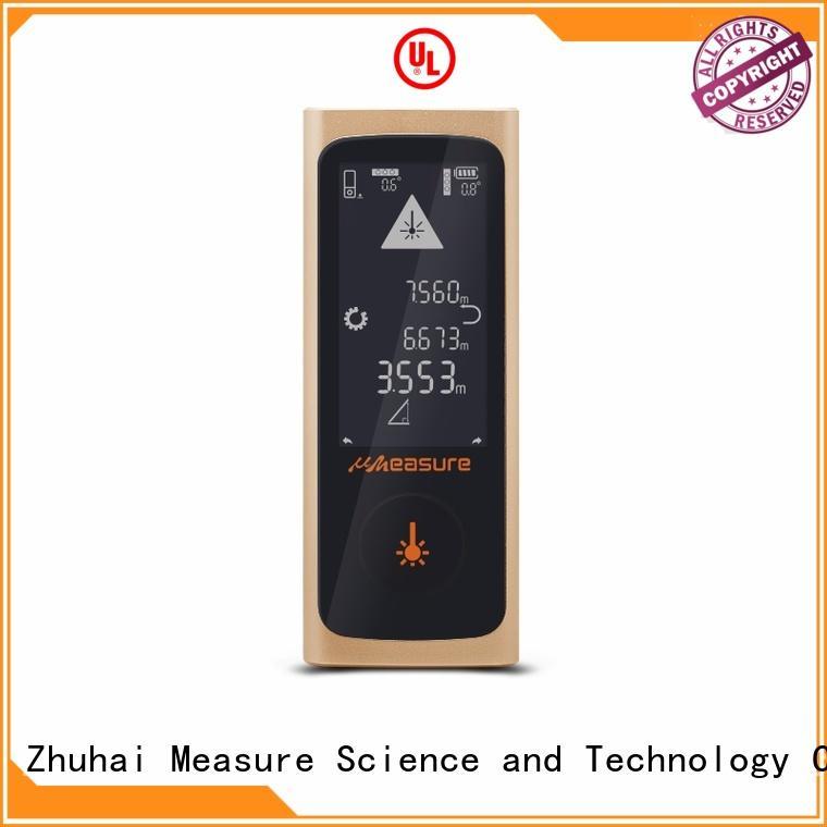 UMeasure multifunction laser ruler backlit for sale