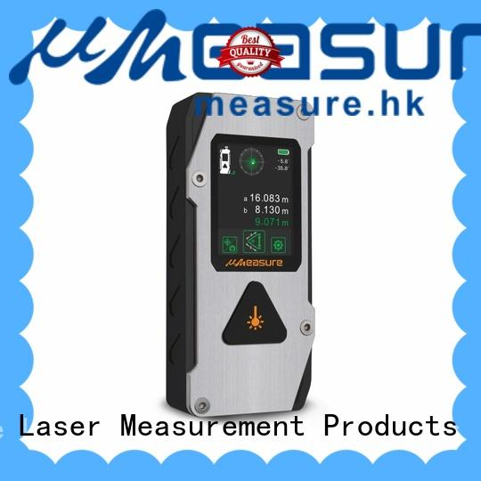UMeasure long distance meter laser bluetooth for worker