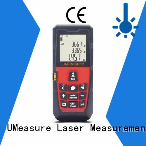 UMeasure multifunction laser distance measurer reviews measure for wholesale