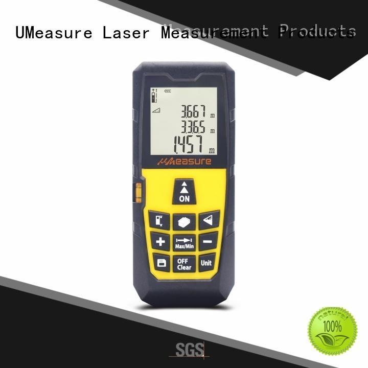 laser range meter device tools laser distance measurer screen UMeasure Brand