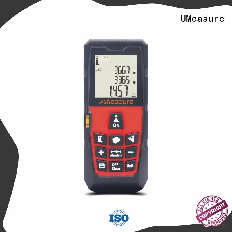 usb charge laser measuring tool reviews handhold for worker UMeasure