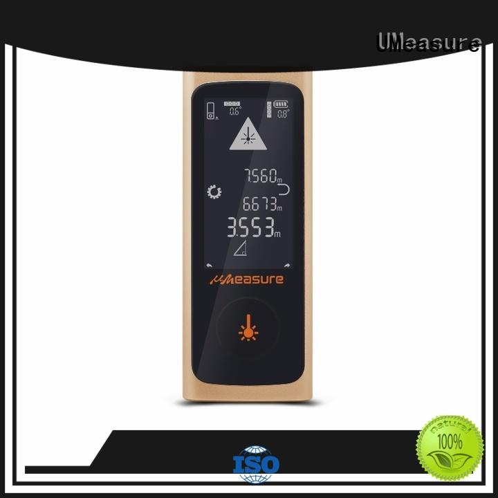 backlit ranging line OEM laser distance measurer UMeasure