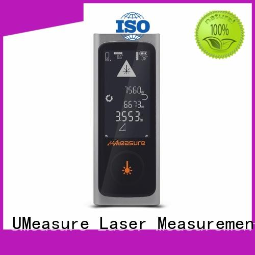 Quality UMeasure Brand laser range meter handheld