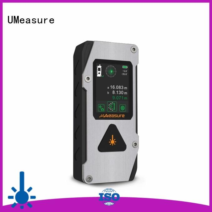 UMeasure electronic laser distance meter price bluetooth for measuring