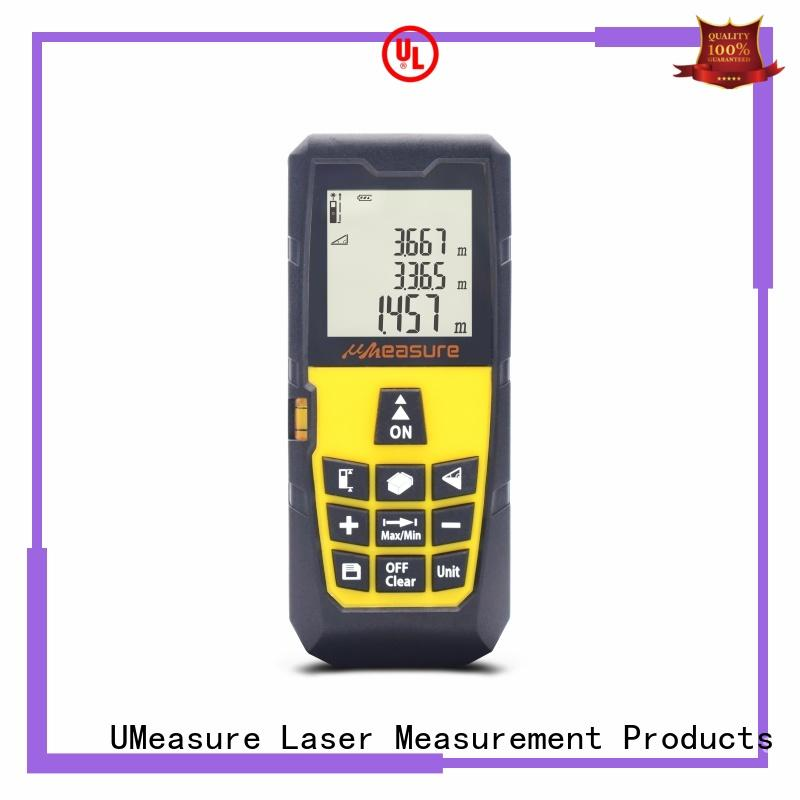 UMeasure handheld long distance laser measure radian for sale