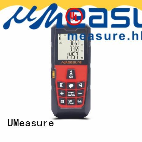 UMeasure handhold best laser measure backlit for measuring