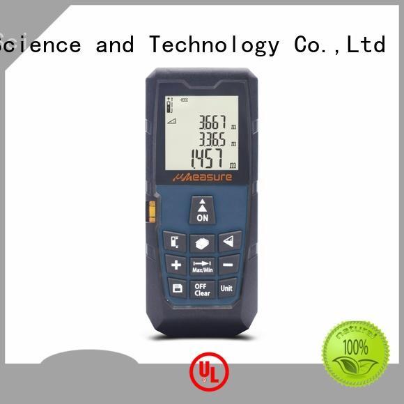 handheld laser level and distance measure distance for measuring UMeasure