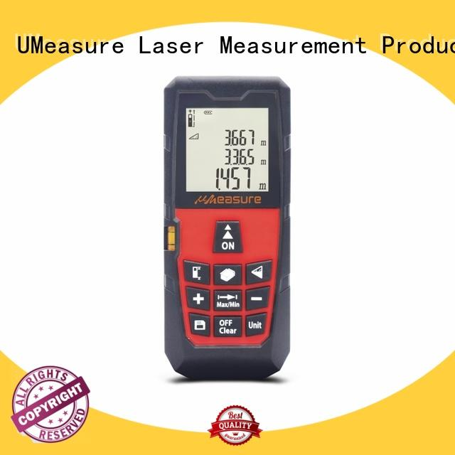 track laser measuring equipment suppliers display for wholesale UMeasure