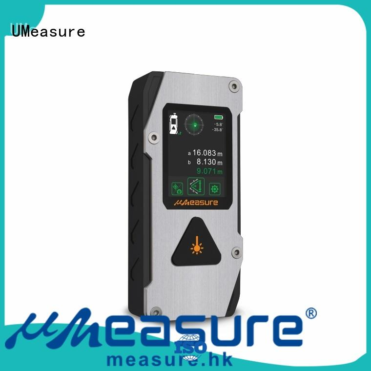 measurement curve laser range meter UMeasure Brand