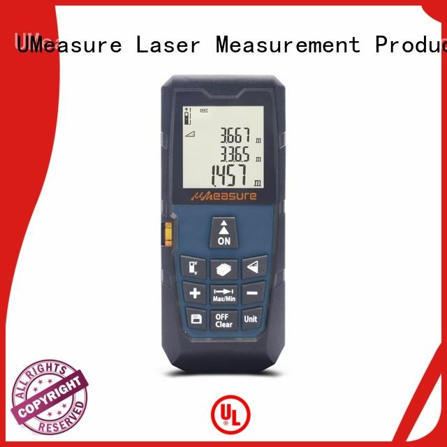 UMeasure cross laser pointer measuring device accuracy measuring