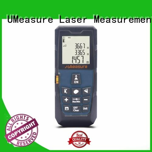 UMeasure multi-function laser measure tape display for sale