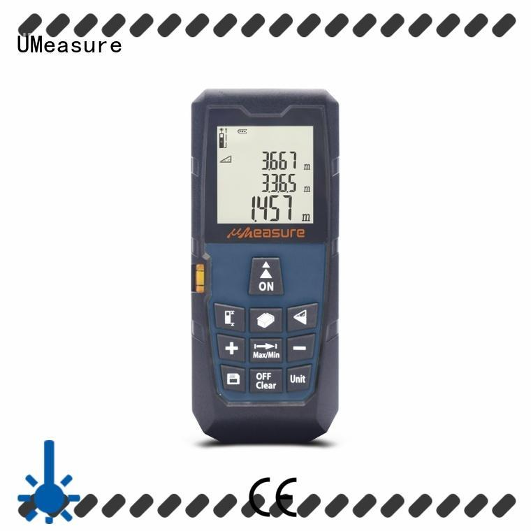 UMeasure handheld laser measuring devices distance for sale