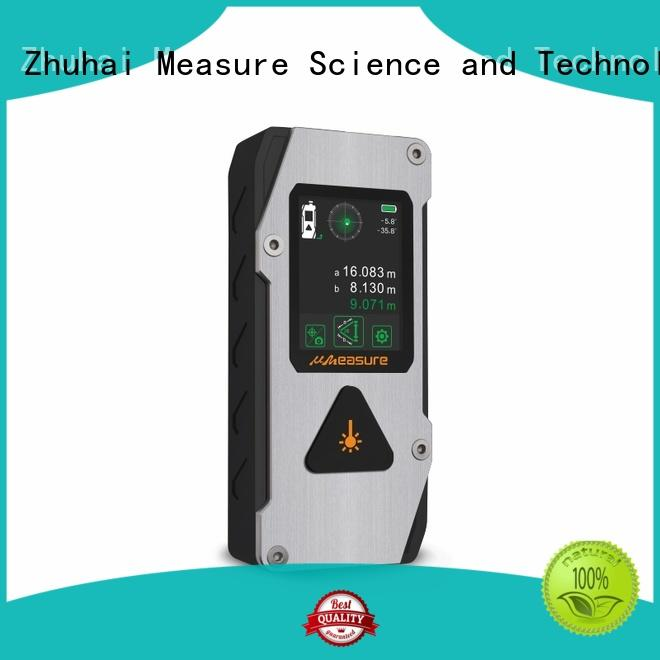 UMeasure long laser distance measuring device high-accuracy for worker