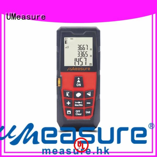 accuracy best laser distance meter high-accuracy for worker UMeasure