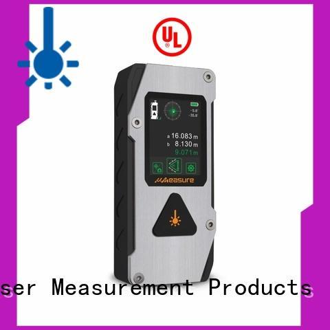 laser distance measurer angle for worker UMeasure
