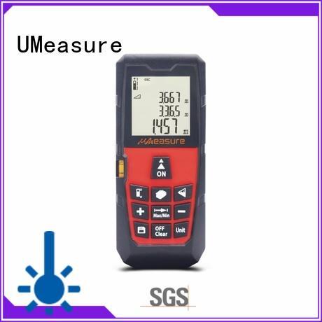 UMeasure multifunction best laser measure display for measuring